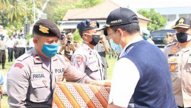 Photo of Gubernur Apresiasi Semangat TNI – Polri NTB Cegah Penyebaran Covid-19