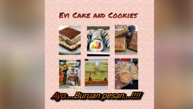 Photo of Di Praya Tak Perlu Repot, Beli Kue Basah sekarang ada di Evi Cake And Cookies