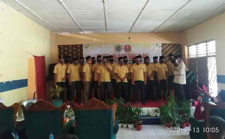 Acara pelantikan pengurus daerah mengatakan Organisasi Islam Muhammadiyah Talikanews.com