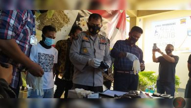Photo of Bawa Sabu 2,6 Kg dari Batam ke Lombok, Satu Keluarga di Amankan Ditresnarkoba Polda NTB