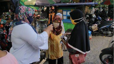 Photo of Right To Know Day, KI dan Diskominfotik NTB Bagi 1000 Masker