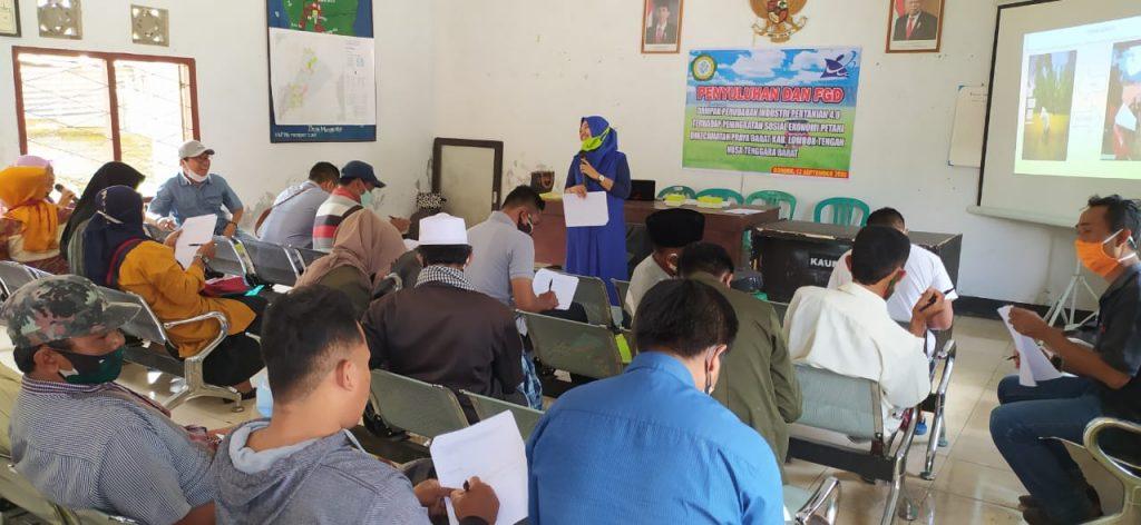 Fakultas Pertanian dan Sains Unizar Mataram | Talikanews.com