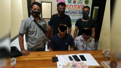 Photo of Curi Emas 160 gram di Gerupuk Lombok, HI dan FA di Bui