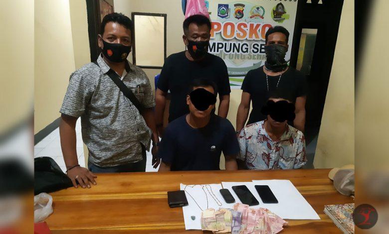 Pelaku Pencurian di Desa Gerupuk | talikanews.com