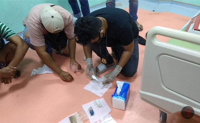 Pengedar Narkoba Lintas Provinsi Diringkus Polisi