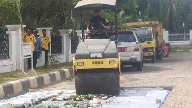 Photo of Tindak Pidana Narkotika Mendominasi Perkara di Lombok Tengah