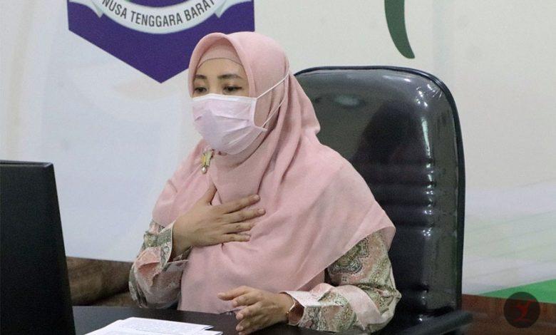 Wakil Gubernur NTB, Hj Sitti Rohmi Djalilah   Talikanews.com
