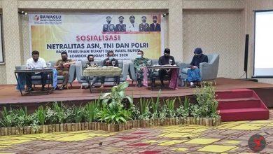 Photo of Bawaslu Loteng Tekankan ASN, TNI dan Polri Jaga Netralitas di Pilkada 2020