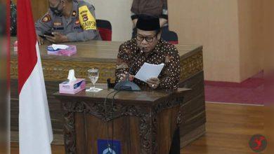 Photo of Bupati Loteng Sampaikan Arah Kebijakan APBD TA 2021 Dalam Sidang Paripurna DPRD
