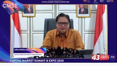 Photo of Tingkatkan Literasi dan Inklusi Pasar Modal, CMSE 2020 Digelar Virtual