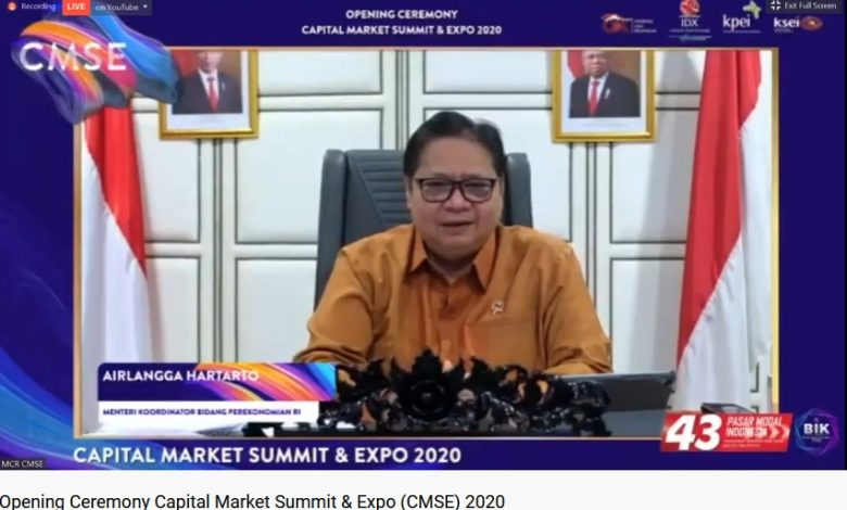 Capital Market Summit Expo (CMSE) 2020 | Talikanews.com