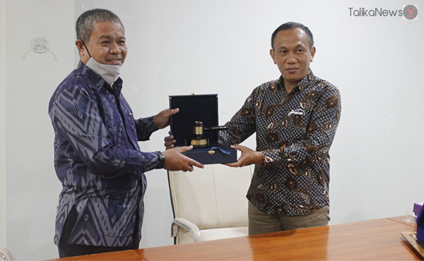 DKPP RI berkunjung ke Kampus Unizar | TalikaNews.com