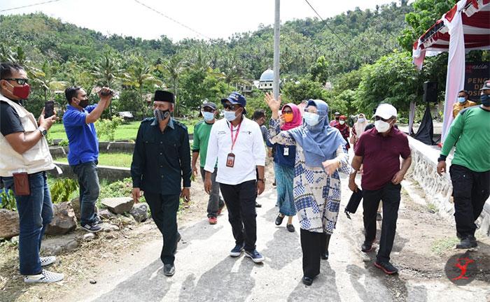 Desa Kerujuk Desa Wisata Destinasi Super Prioritas (DSP) Mandalika | Talikanews.com