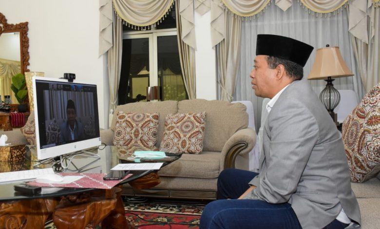 Gubernur Dr Zul Harapkan UNRAM terus Bersinergi Membangun Daerah | Talikanews.com