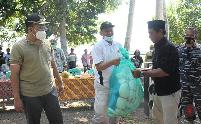 Gubernur NTB Berkunjung ke Dusun Brang Pulau Moyo   Talikanews.com