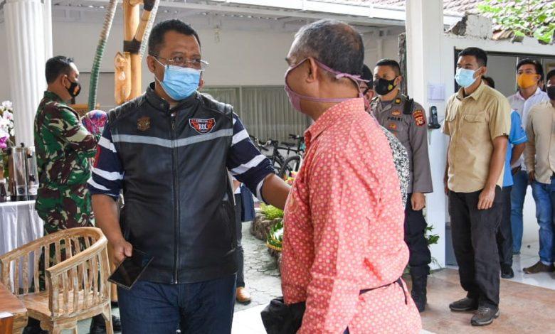 Gubernur NTB Bertemu Pekerja, Buruh dan Pengusaha untuk Bahas Omnibus Law | Talikanews.com