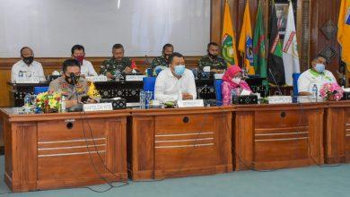 Photo of Gubernur NTB Rakor Virtual Sinergitas Undang-undang Omnibus Law