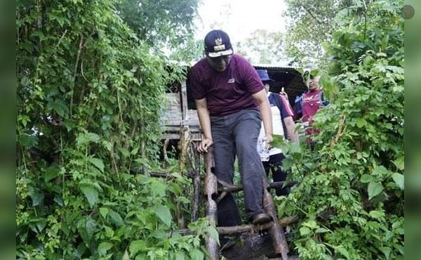 Gubernur NTB di Dusun Terpencil Sumbawa   TalikaNews.com