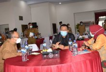 Photo of Gubernur Bertukar Pikiran dengan Pimpinan dan Anggota DPRD NTB terkait Visi Misi NTB Gemilang