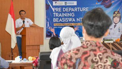 Photo of Gubernur Terbangkan 39 Pemuda NTB ke Eropa dengan Beasiswa