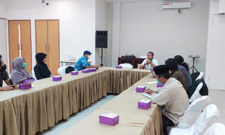 Pertemuan Humas PTS - Unizar | Talikanews.com