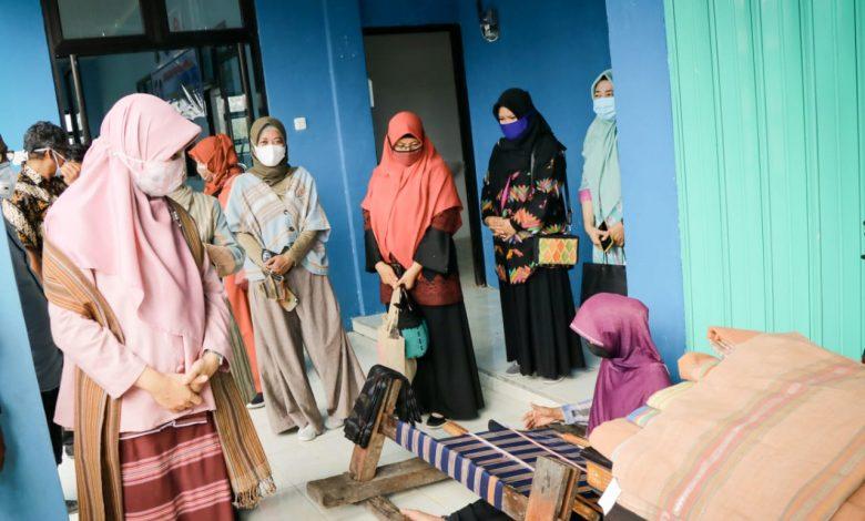 Istri Gubernur NTB Dukung pengerajin di masa Pandemi | talikanews.com