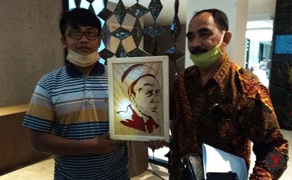 Kepala Dinas Koperasi dan UMKM Loteng, Muhammad Ikhsan   talikanews.com