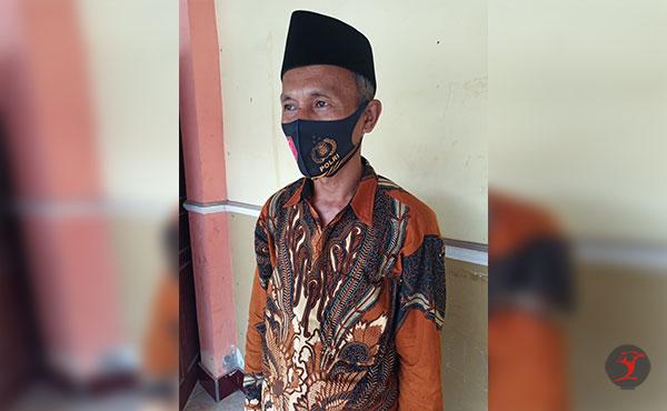 Wahid, S.Ag. Kepala Mts Negeri 6 Lombok Tengah | Talikanews.com