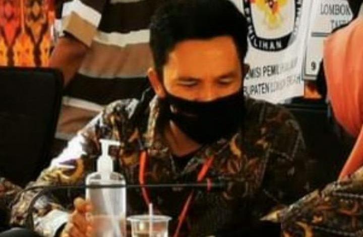Ketua Bawaslu Lombok Tengah | Talikanews.com