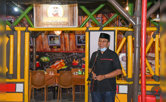 Koki Internasional asal NTB buka Rumah Makan di Mataram, Ini satu Permintaan Gubernur | Talikanews.com