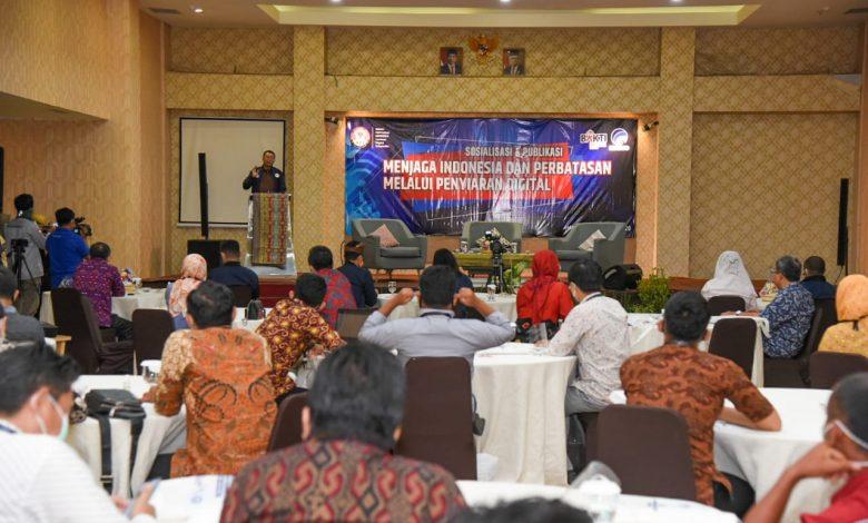 Komisi I DPR RI Titip KPI Melakukan Pengawasan | Talikanews.com