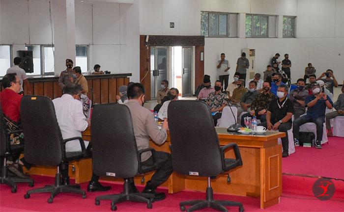 Pertemuan Komnas HAM, Pemilik Lahan, ITD dan Gubernur NTB | Talikanews.com
