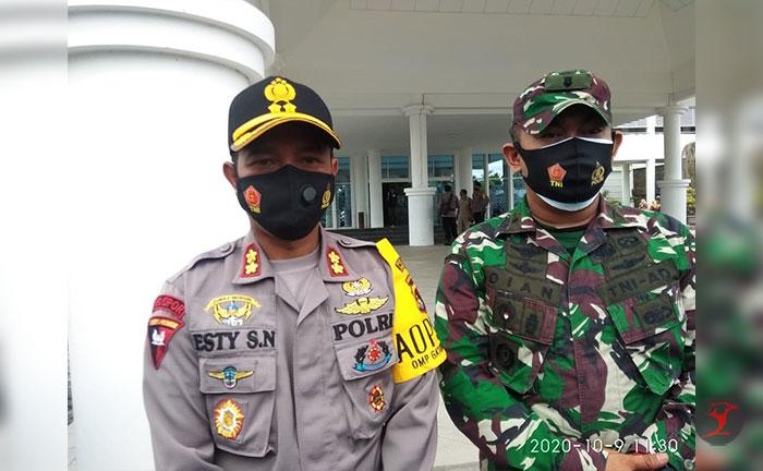 Oknum Anggota Polisi di Kasus Kredit Fiktif BPR NTB Loteng   Talikanews.com