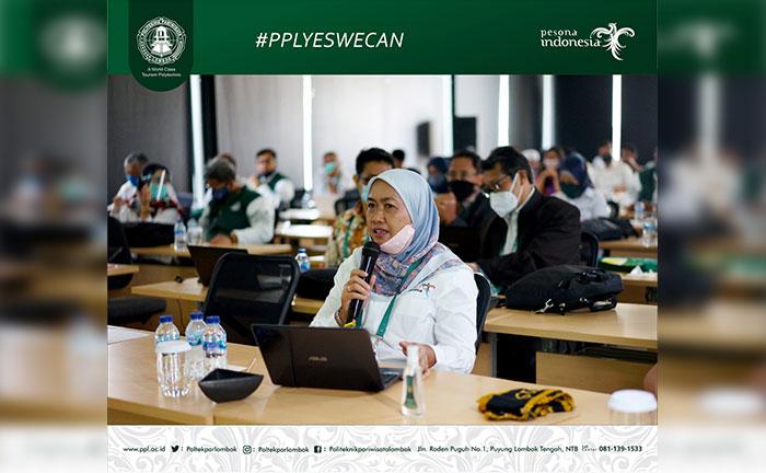 PPLYESWECAN Poltekpar Lombok | Talikanews.com