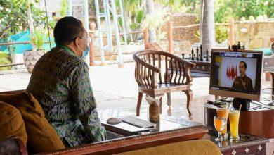 Photo of Rakornas Pengendalian Inflasi, Presiden Minta Gubernur NTB Perhatikan Ketersediaan Pangan