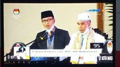 Photo of Penampilan HARUM Tak Mau Kalah dalam Debat Pilkada Mataram, Firad : Sesuai Ekspektasi