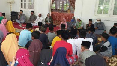 """Photo of Minta Berkah, Ratusan Anak Yatim dan Relawan """"PAS"""" Gelar Doa dan Dzikir di Gedeng Gede"""