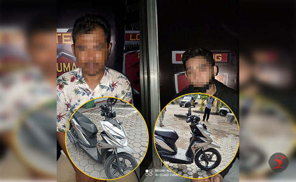Pemuda Asal Beleka Spesialis Mencuri Sepeda Motor | Talikanews.com