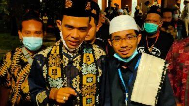 Photo of UAS Berpesan ke Calon Wakil Walikota Mataram Ahda supaya Tetap Persatukan Ummat