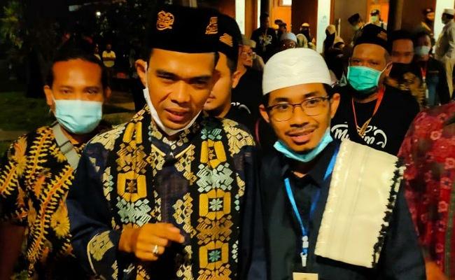 UAS Berpesan ke Calon Walikota Mataram Ahda | Talikanews.com