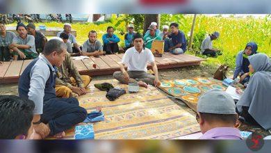 Photo of Jajaran Rektorat dan Fakultas Pertanian Unizar Serap Aspirasi Petani Desa Dasan Geria