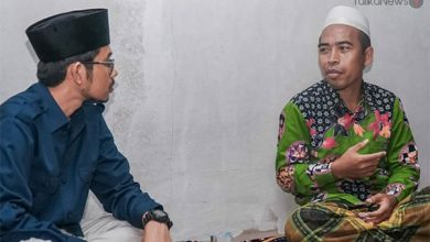 Photo of Lebarkan Sayap, Ustadz Ahda Silaturahmi ke Sekretaris PWNW NTB mencari Dukungan
