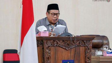 Photo of Bupati Sampaikan Pengantar Nota Keuangan dan Rancangan Perda APBD Loteng TA 2021