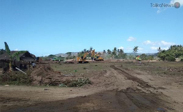 Land Clearing Lahan Sirkuit MotoGP Mandalika | TalikaNews.com