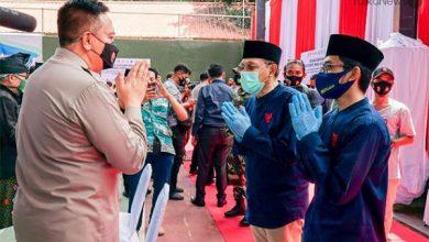 Photo of Temui Relawan, Calon Walikota Mataram Makmur mengajak Wujudkan Kampanye Bebas Covid-19