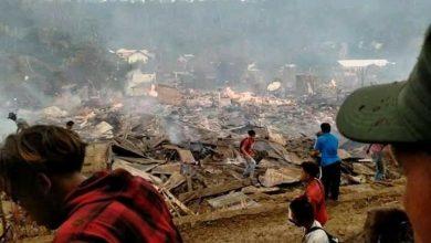 Photo of Batu Rotok Sumbawa Kebakaran Hebat, Gubernur NTB Perintahkan OPD terkait Segera Bertindak