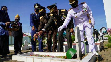 """Photo of Danrem 162/WB sampaikan pesan Soekarno, """"Jasmerah"""" Jangan Sesekali Meninggalkan Sejarah"""""""