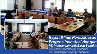 Photo of DPMPTSP NTB Rapat Klinis Investasi