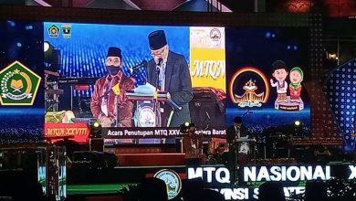 Photo of Muhammad Alwi Qori' Remaja asal Desa Jago Raih Juara Harapan III di MTQ Nasional di Padang