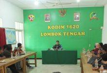 Photo of Dandim Loteng Bersama Insan Pers Sepakat Sukseskan Pembangunan Daerah